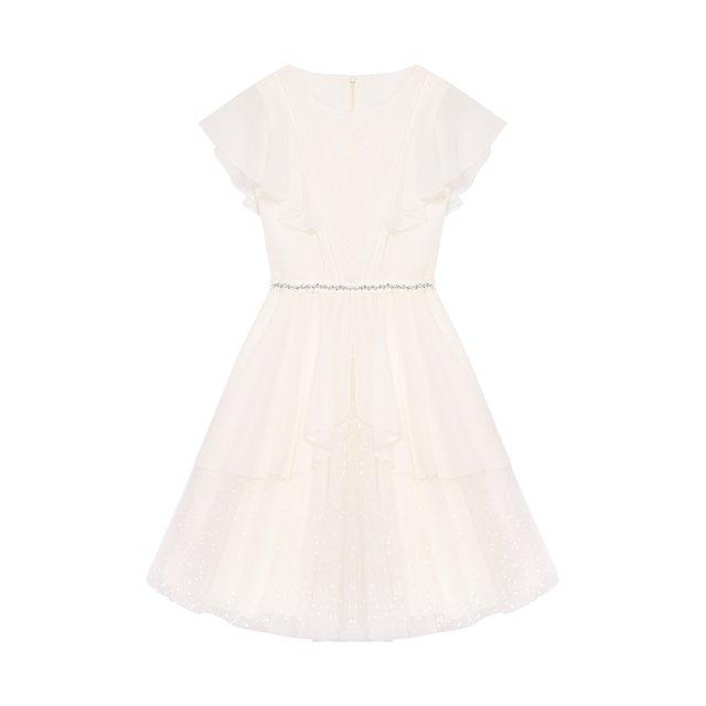 Платье с поясом Aletta — Платье с поясом