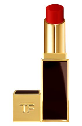 Помада для губ Lip Color Satin Matte, оттенок Scarlet Leather | Фото №1