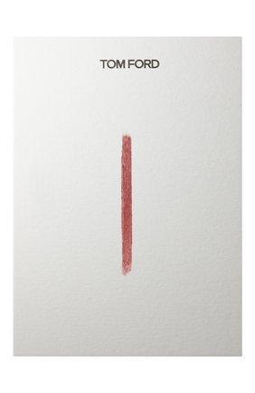 Женский скульптор для губ, оттенок 14 crave TOM FORD бесцветного цвета, арт. T5Y4-14 | Фото 2