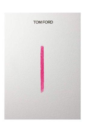 Женский скульптор для губ, оттенок 20 electrify TOM FORD бесцветного цвета, арт. T5Y4-20 | Фото 2