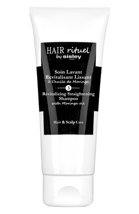 Женский выпрямляющий шампунь для волос с маслом моринги SISLEY бесцветного цвета, арт. 169320 | Фото 1