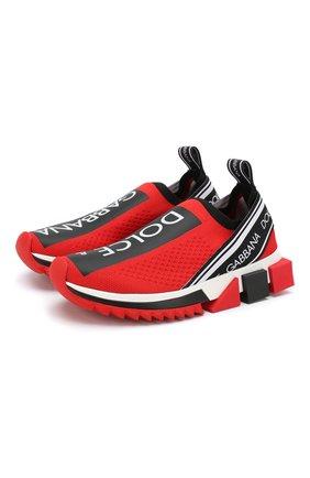 Текстильные кроссовки Sorrento | Фото №1