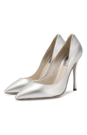 Кожаные туфли Eva | Фото №1