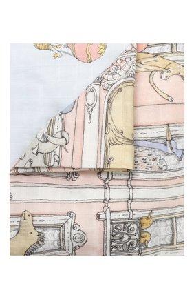 Детского хлопковая простыня ATELIER CHOUX белого цвета, арт. FITTED SHEET M0NCEAU MANSI0N | Фото 1