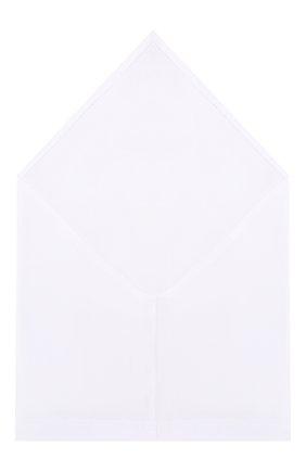 Детская хлопковая бандана IL TRENINO белого цвета, арт. 19 8526/E0 | Фото 2