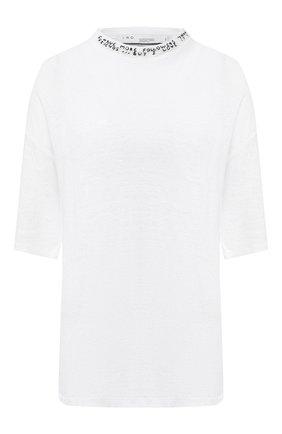 Льняная футболка | Фото №1