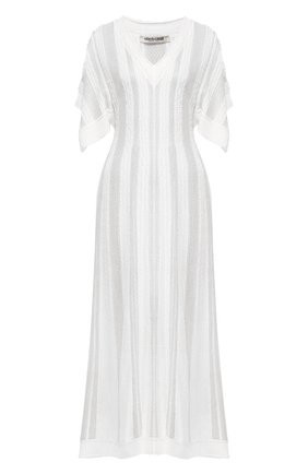 Приталенное платье-миди   Фото №1