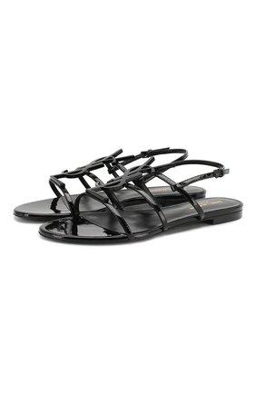 Кожаные сандалии Cassandra | Фото №1