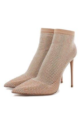 Кожаные туфли Queen  | Фото №1