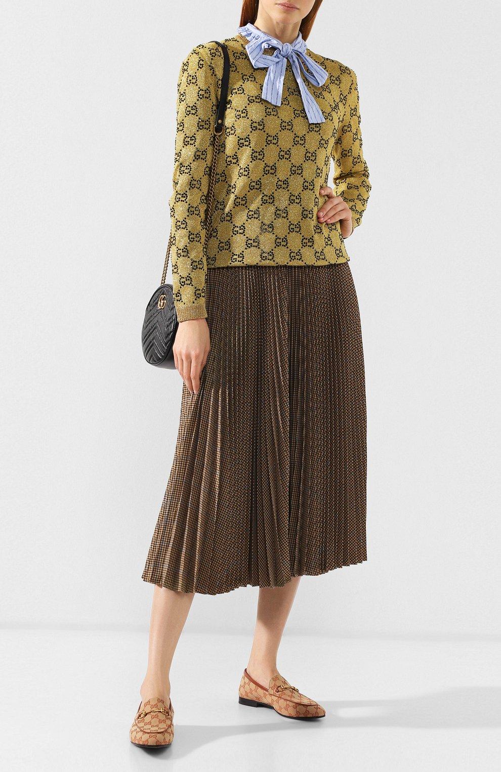 Текстильные лоферы Jordaan GG    Фото №2