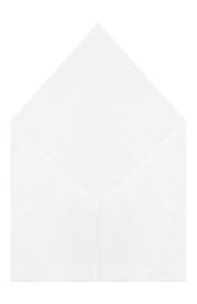 Детская хлопковая бандана IL TRENINO белого цвета, арт. 18 6355/FF | Фото 2