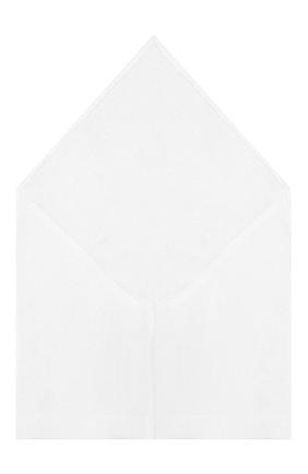 Детская хлопковая бандана IL TRENINO белого цвета, арт. 18 6365/E0 | Фото 2