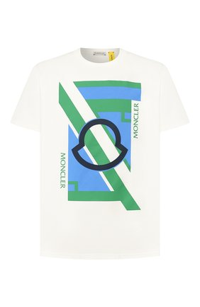 Хлопковая футболка Moncler Craig Green | Фото №1