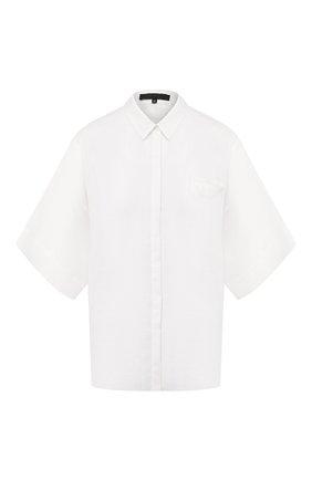 Рубашка из рами | Фото №1