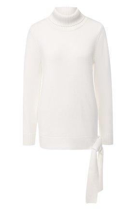 Пуловер из смеси шерсти и вискозы   Фото №1