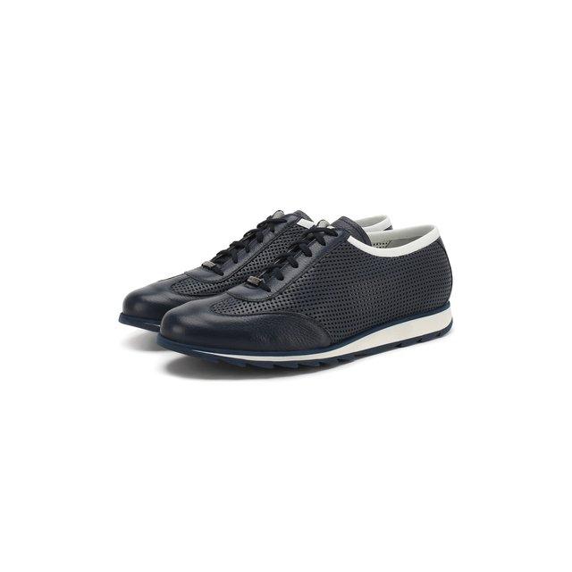 Кожаные кроссовки Barrett — Кожаные кроссовки