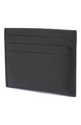 Мужской кожаный чехол для кредитных карт GIVENCHY черного цвета, арт. BK601KK0AC | Фото 2