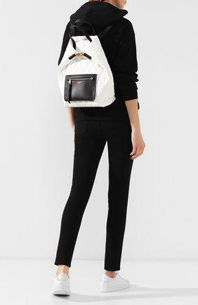 Женский рюкзак duo small GIVENCHY белого цвета, арт. BB506XB0CK | Фото 2