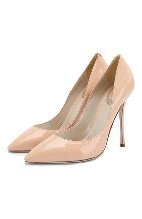 Лаковые туфли Eva | Фото №1