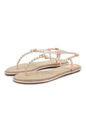 Кожаные сандалии Eliza | Фото №1