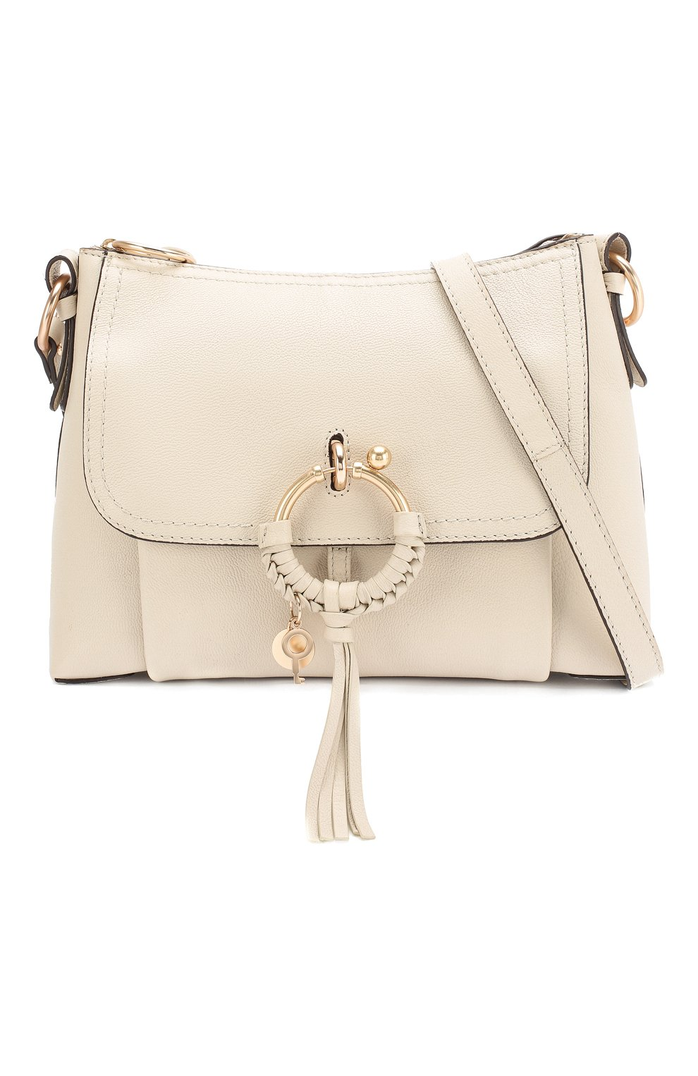 Женская сумка joan small SEE BY CHLOÉ бежевого цвета, арт. CHS18SS910388 | Фото 6