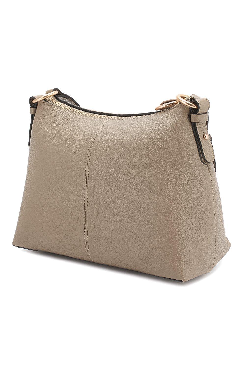 Женская сумка joan small SEE BY CHLOÉ серого цвета, арт. CHS17US910330   Фото 3