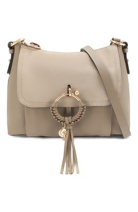 Женская сумка joan small SEE BY CHLOÉ серого цвета, арт. CHS17US910330   Фото 5
