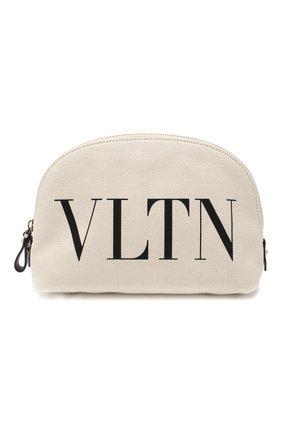 Текстильная косметичка Valentino Garavani VLNT | Фото №1