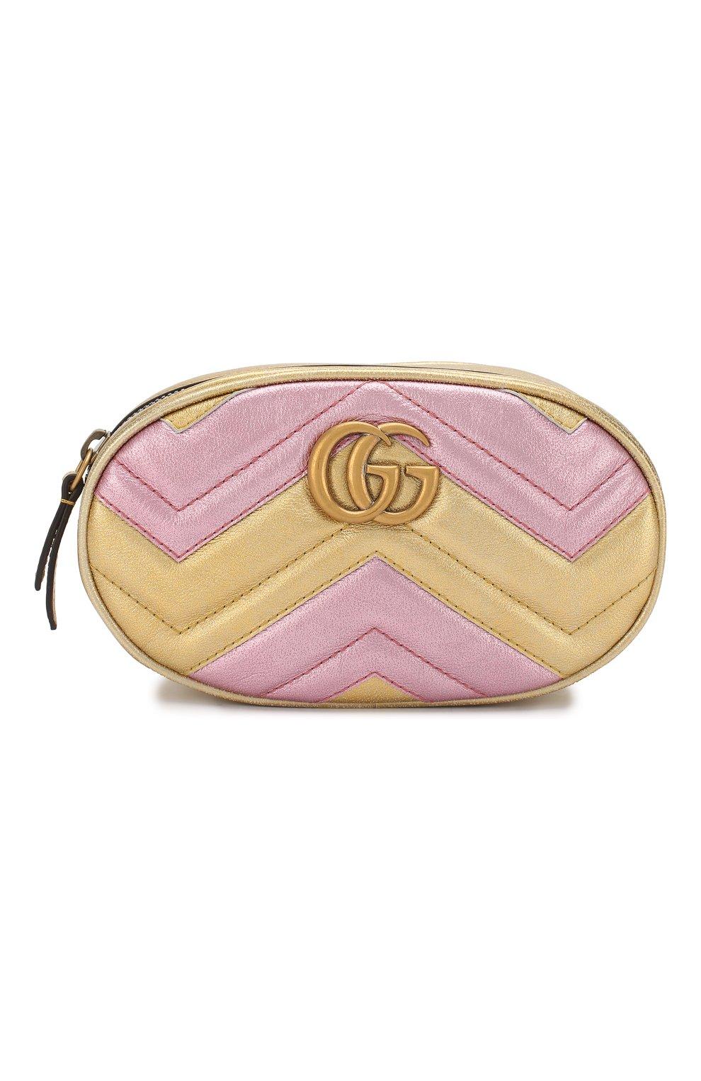 Поясная сумка GG Marmont   Фото №1