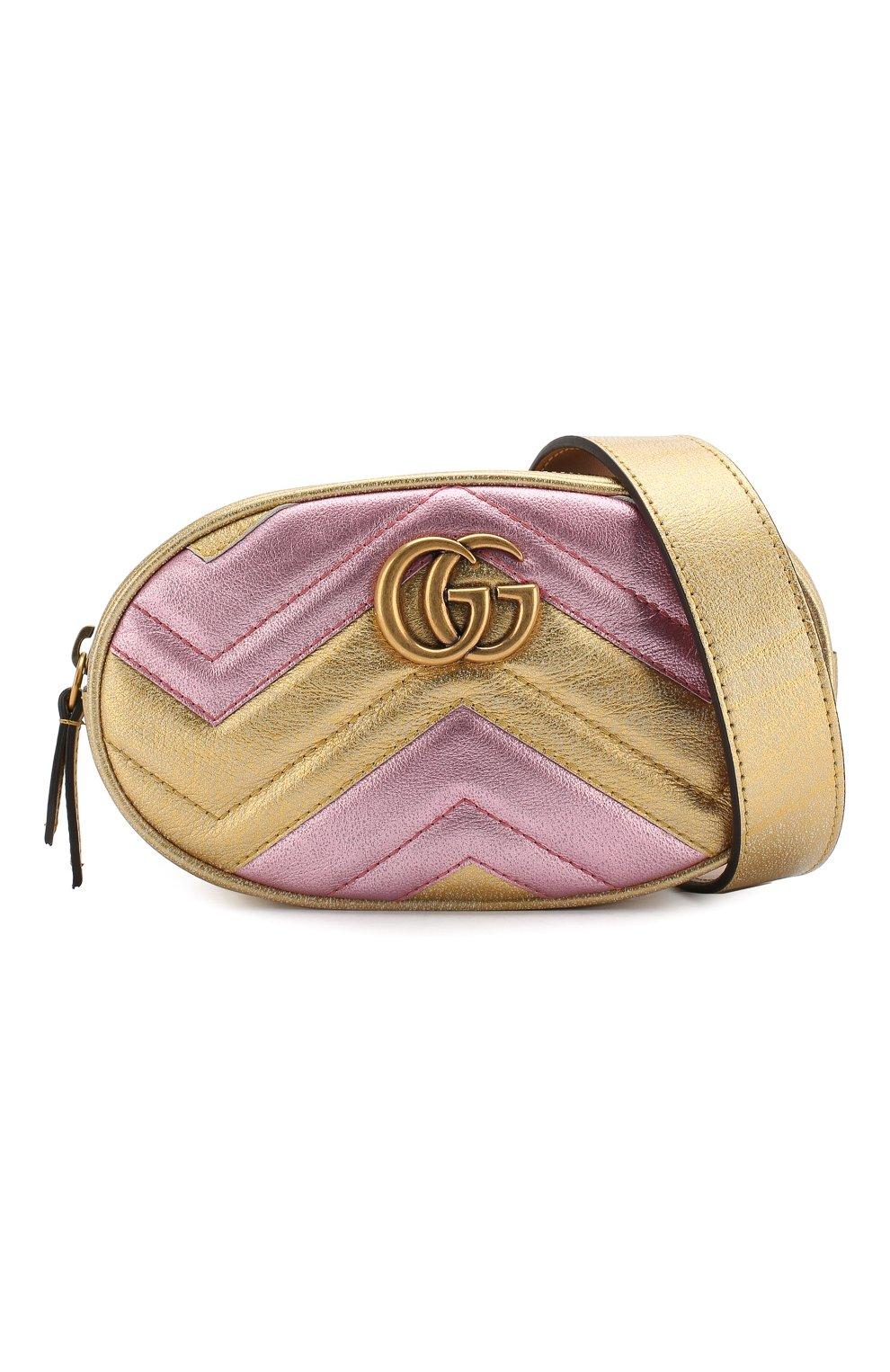 Поясная сумка GG Marmont   Фото №5