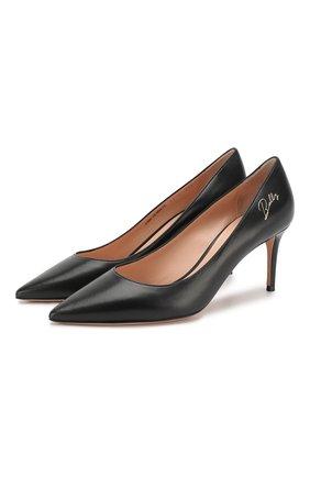 Кожаные туфли Ewa 70 | Фото №1