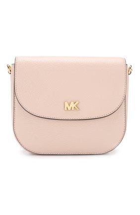 Женская сумка mott MICHAEL MICHAEL KORS светло-розового цвета, арт. 32S8GF5C0L | Фото 1
