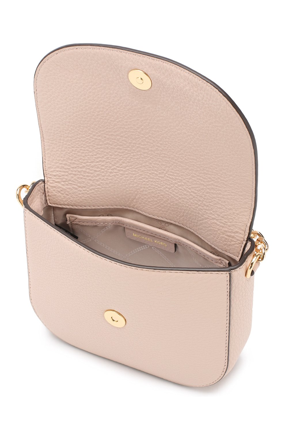 Женская сумка mott MICHAEL MICHAEL KORS светло-розового цвета, арт. 32S8GF5C0L | Фото 4