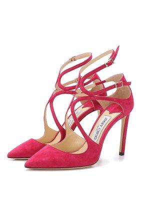 Замшевые туфли Lancer 100 | Фото №1