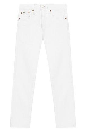 Однотонные джинсы   Фото №1