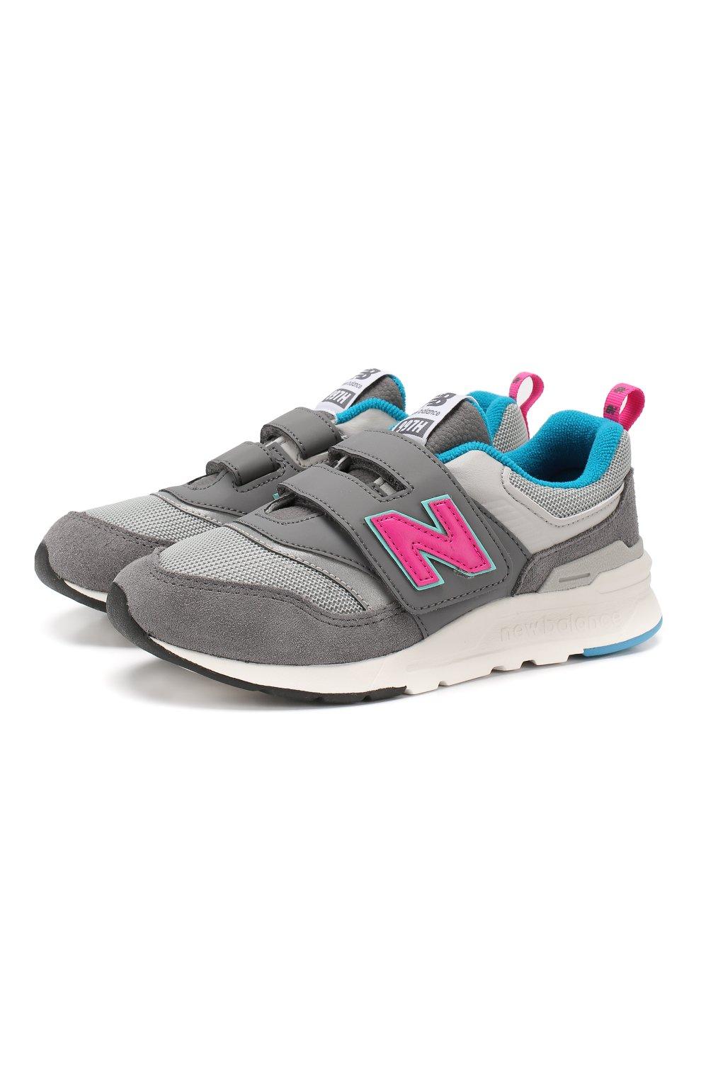 8c54d03f Детские кроссовки 997h NEW BALANCE серого цвета — купить за 6040 руб ...