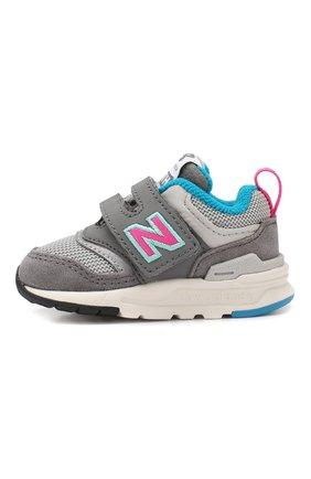 Детские кроссовки 997h NEW BALANCE серого цвета, арт. IZ997HAH/M | Фото 2
