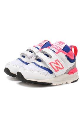 Детские кроссовки 997h NEW BALANCE белого цвета, арт. IZ997HAJ/M | Фото 1
