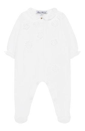 Хлопковый комбинезон | Фото №1