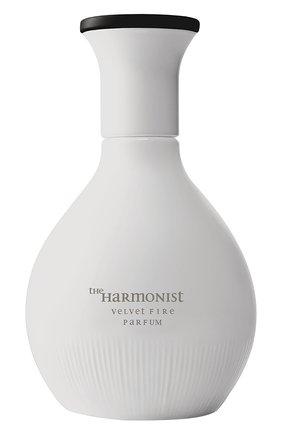 Женский духи velvet fire THE HARMONIST бесцветного цвета, арт. 3760284780667 | Фото 1