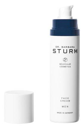 Мужского увлажняющий и смягчающий крем для лица DR. BARBARA STURM бесцветного цвета, арт. 4015165409625 | Фото 2