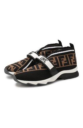 Текстильные кроссовки   Фото №1