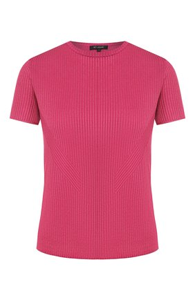 Пуловер из смеси вискозы и шерсти   Фото №1