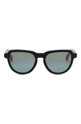 Мужские солнцезащитные очки MONCLER разноцветного цвета, арт. ML 0060 01X 51 С/З ОЧКИ 106088 | Фото 2