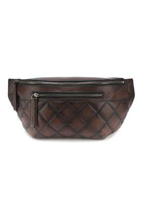 9da4657ee16c Коричневые поясные сумки Delan купить в интернет-магазине ЦУМ ...