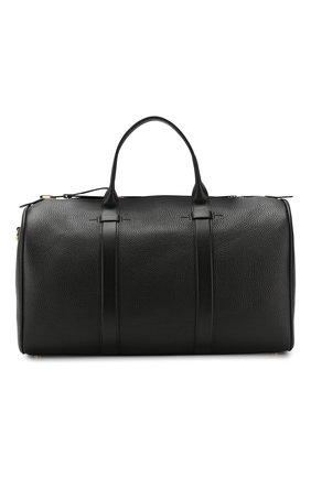 Кожаная дорожная сумка | Фото №1