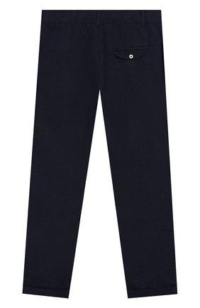 Детские льняные брюки TARTINE ET CHOCOLAT синего цвета, арт. TN22151/4A-6A | Фото 2