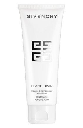 Очищающая пенка для сияния кожи Blanc Divin | Фото №1