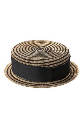 Шляпа канотье | Фото №1