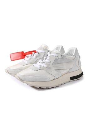 Комбинированные кросcовки Runner | Фото №1